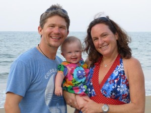 Slobe Family in Sayulita Thanksgiving 2012 (Maya, 7 mos)