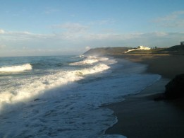 San Pedrito beach